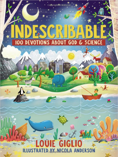 Indescribable 100 devotions for dads to do