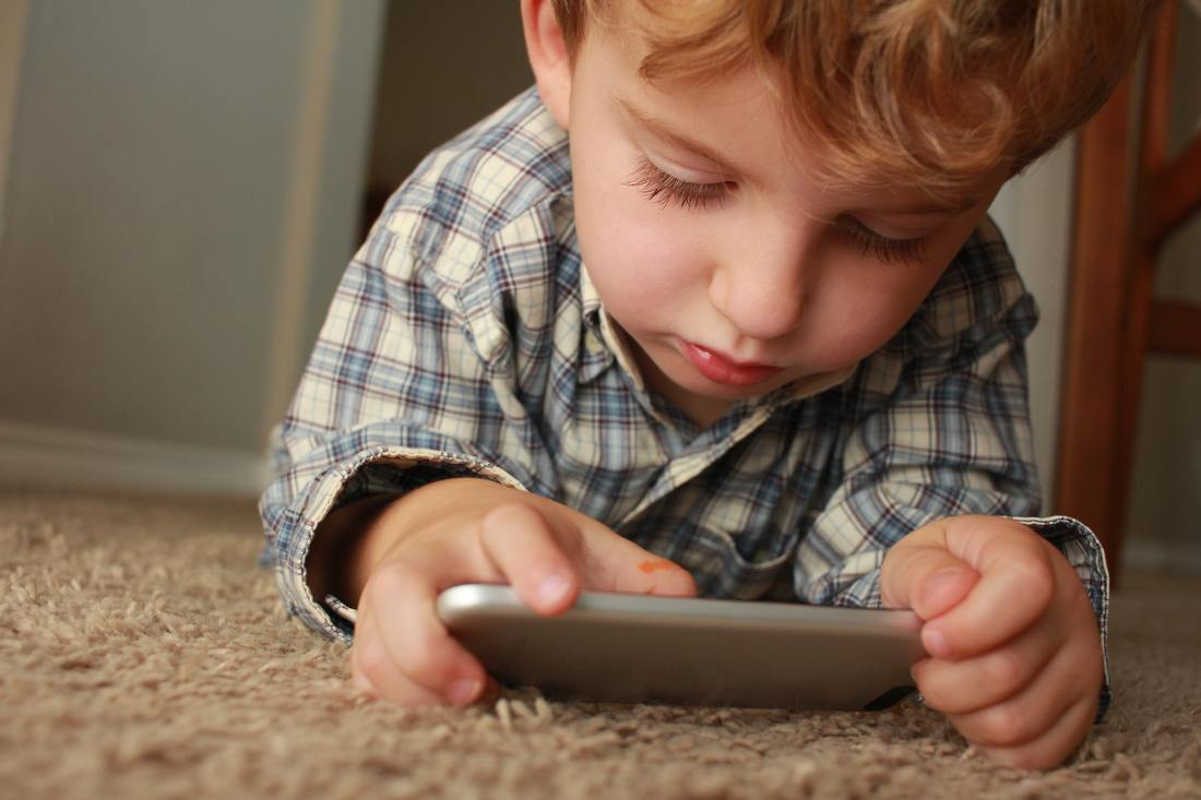 limiting technology with your kids