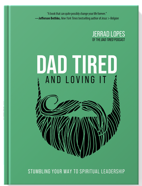 dad tired book for dads christian fathers day book gift